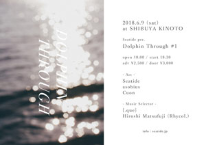 「Dolphin Through #1」